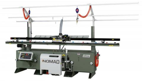 Dotul is pleased to announce our newest door machine the NOMAD. Designed to prehang  sc 1 st  Dotul & NOMAD | Dotul - Intelligent Door Building Machinery